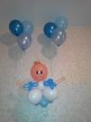 Малыш с шарами